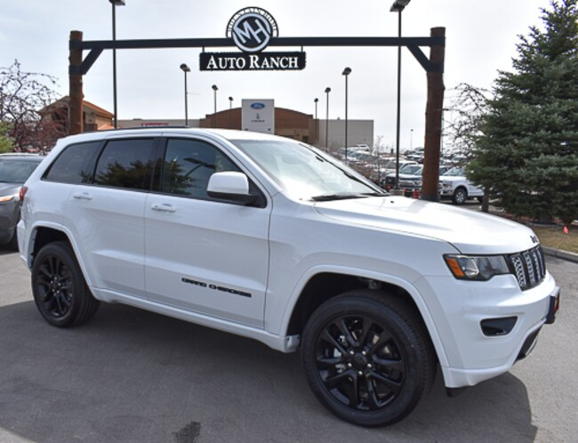 New 2019 Jeep Grand Cherokee Laredo SUV For Sale near Twin Falls, ID