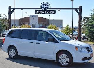 new 2020 Dodge Grand Caravan SE Van Passenger Van for sale near Boise