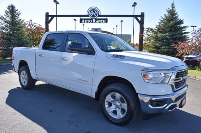 New 2019 Ram 1500 Big Horn/Lone Star Truck Crew Cab For Sale near Twin Falls, ID