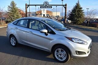 new 2019 Ford Fiesta SE Sedan for sale near Boise