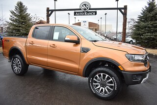 new 2019 Ford Ranger Lariat Truck SuperCrew for sale near Boise