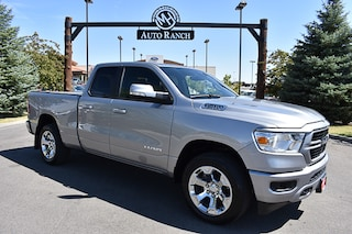 new 2019 Ram 1500 Big Horn/Lone Star Truck Quad Cab for sale near Boise