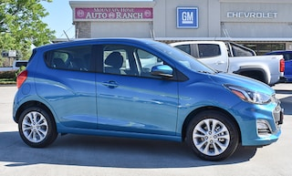 new 2020 Chevrolet Spark LT w/1LT CVT Hatchback for sale near Boise