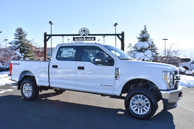New 2019 Ford F-250 XL Truck Crew Cab For Sale near Twin Falls, ID