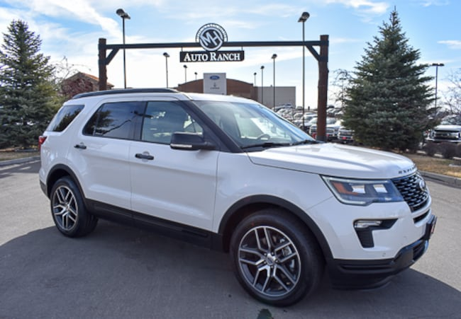 Ford Explorer Sport For Sale >> New 2019 Ford Explorer For Sale Mountain Home Id Vin 1fm5k8gt6kgb39473