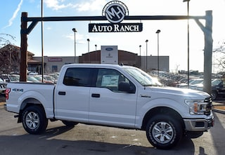 new 2020 Ford F-150 XLT Truck SuperCrew Cab for sale near Boise