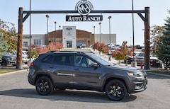 2021 Jeep Cherokee Latitude Plus SUV