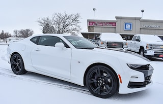 new 2019 Chevrolet Camaro 2SS Coupe for sale near Boise