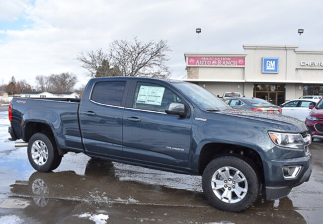 New 2019 Chevrolet Colorado LT Truck Crew Cab For Sale near Twin Falls, ID