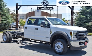 new 2019 Ford F-550 Chassis Truck Crew Cab for sale near Boise