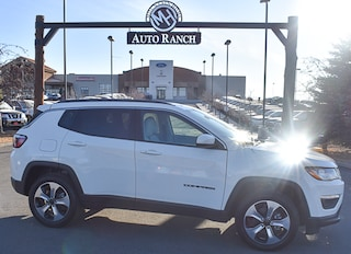 new 2020 Jeep Compass Latitude SUV for sale near Boise