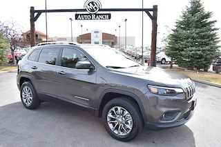 new 2019 Jeep Cherokee Latitude Plus 4x4 SUV for sale near Boise