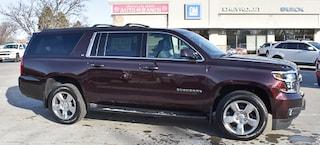 new 2020 Chevrolet Suburban LT SUV for sale near Boise