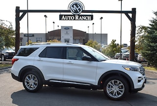 new 2020 Ford Explorer Limited SUV for sale near Boise
