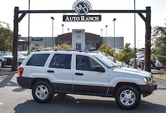 2001 Jeep Grand Cherokee Laredo Laredo