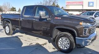 new 2020 Chevrolet Silverado 3500HD LTZ Truck Crew Cab for sale near Boise
