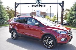 new 2019 Ford Escape SEL SUV for sale near Boise