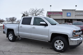 new 2018 Chevrolet Silverado 1500 LT w/1LT Truck Crew Cab for sale near Boise