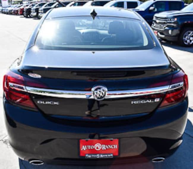 Lithia Chrysler Jeep Dodge Of Twin Falls Home: New 2017 Buick Regal For Sale Mountain Home ID
