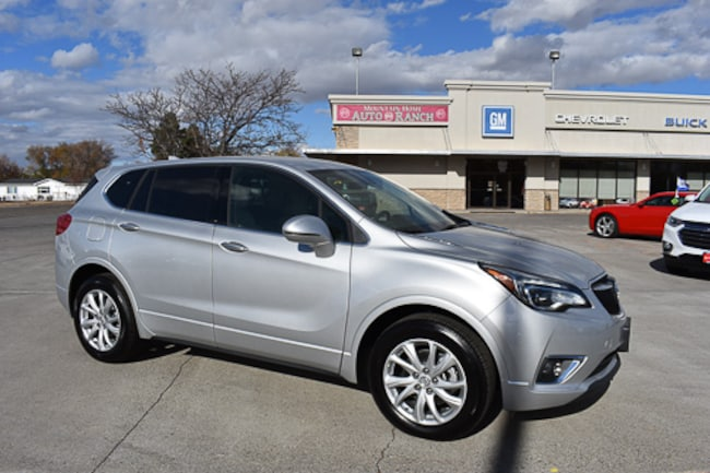 New 2019 Buick Envision Preferred SUV For Sale near Twin Falls, ID