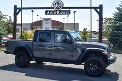 2020 Jeep Gladiator Mojave Truck Crew Cab