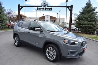 new 2019 Jeep Cherokee Latitude Plus FWD SUV for sale near Boise