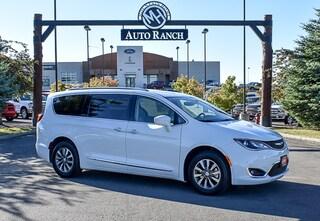 new 2020 Chrysler Pacifica Touring L Plus Van Passenger Van for sale near Boise