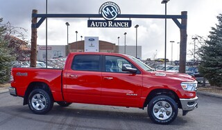 new 2020 Ram 1500 Big Horn/Lone Star Truck Crew Cab for sale near Boise