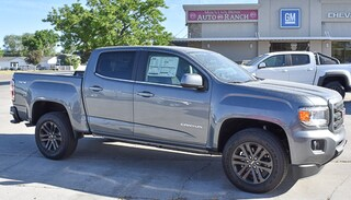 new 2020 GMC Canyon SLE Truck Crew Cab for sale near Boise