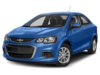 2020 Chevrolet Sonic LS Sedan Sedan
