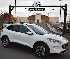 New 2020 Ford Escape SEL SUV For sale near Boise