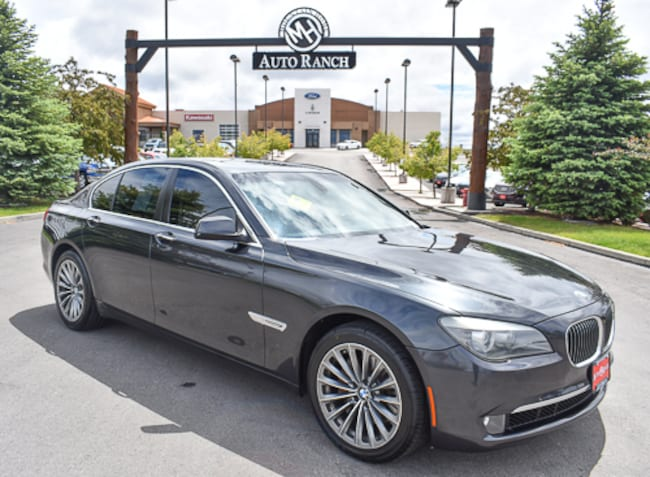 Used 2011 BMW 740i Sedan For Sale near Twin Falls, ID