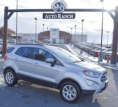 New 2020 Ford EcoSport SE SUV For sale near Boise