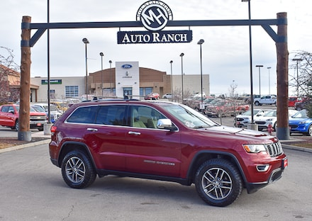 Used 2018 Jeep Grand Cherokee for sale near Boise