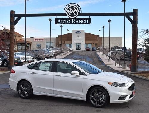 New 2019 Ford Fusion For Sale at Mountain Home Auto Ranch