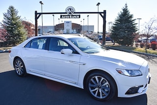 new 2019 Lincoln Continental Standard Sedan for sale near Boise
