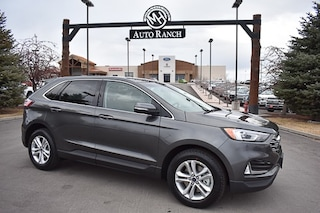 new 2019 Ford Edge SEL SUV for sale near Boise