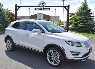 new 2019 Lincoln MKC Reserve SUV for sale near Boise