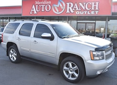 used 2013 Chevrolet Tahoe LTZ SUV for sale in meridian