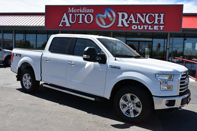 Used 2017 Ford F-150 Truck SuperCrew Cab For Sale near Twin Falls, ID
