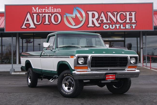 1978 Ford F150 PU Custom
