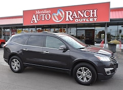used 2016 Chevrolet Traverse LT w/2LT SUV for sale in meridian