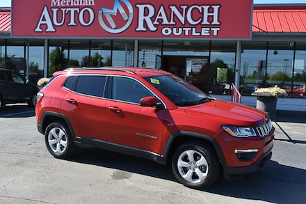 Used 2018 Jeep Compass for sale near Boise