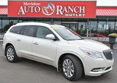 used 2015 Buick Enclave Premium SUV for sale in meridian