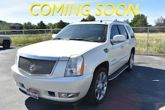 used 2008 CADILLAC ESCALADE Base SUV for sale boise