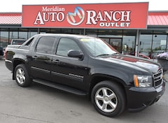 used 2011 Chevrolet Avalanche LT1 Truck Crew Cab for sale in meridian