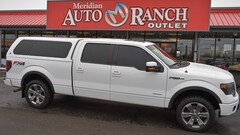 used 2013 Ford F-150 Truck SuperCrew Cab for sale boise