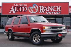 used 1997 Chevrolet Tahoe SUV for sale boise