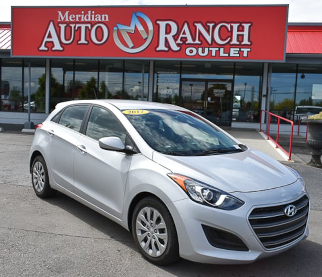Used 2017 Hyundai Elantra GT Hatchback For Sale near Twin Falls, ID