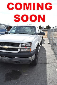 used 2004 Chevrolet Silverado 2500HD LT Truck Extended Cab for sale boise